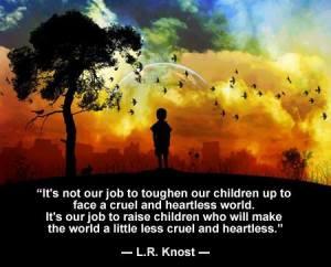 Children are our common future