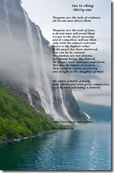 tao 31 waterfall